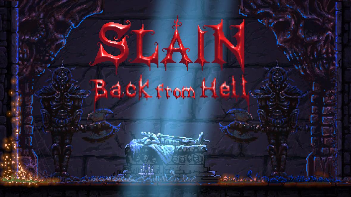 Slain: Back from Hell – Launching September 20 on PS4