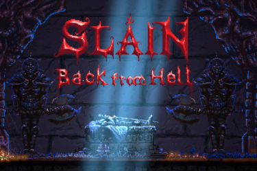 Slain: Back From Hell header