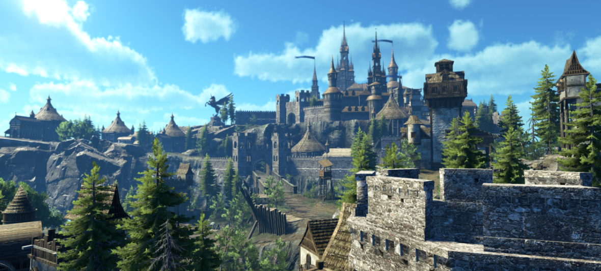 Dark and Light – Medieval Fantasy MMO – Coming soon to Steam Early Access