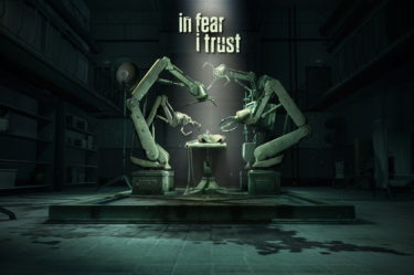 In Fear I trust header