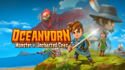 Oceanhorn – Monster of Uncharted Seas launches on XBox One & PS4