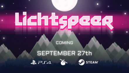 Lichtspeer and its ancient Germanic future will launch on PC and PS4 September 27th