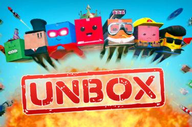 Unbox header