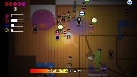 Conga Master launches September 14 on Steam
