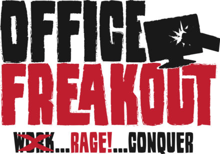 "Office Freakout launches Sept. 27th – ""Anger Management""-Simulator"