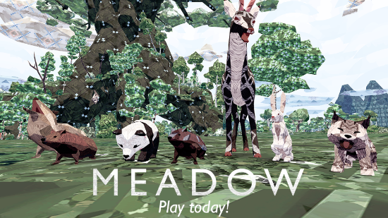 Meadow by Might & Delight released